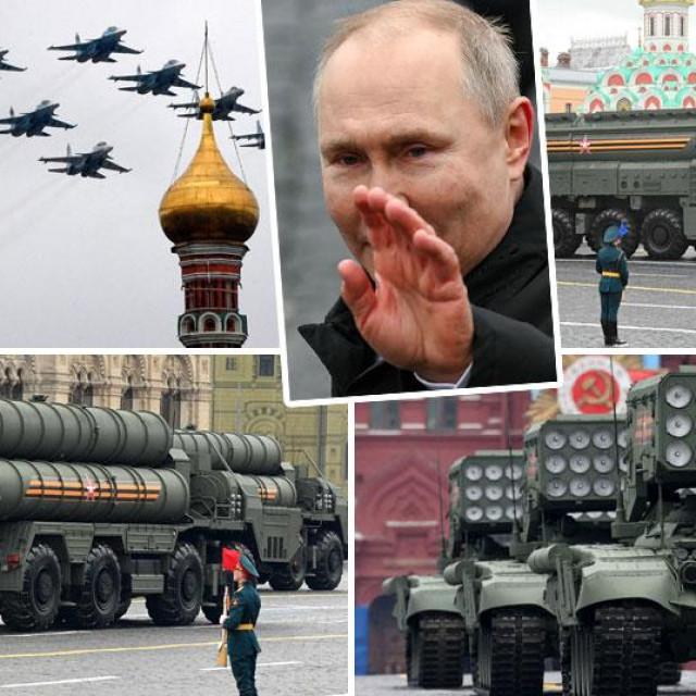 Rusija izdvaja golema sredstva za vojno zrakoplovstvo i naoružanje