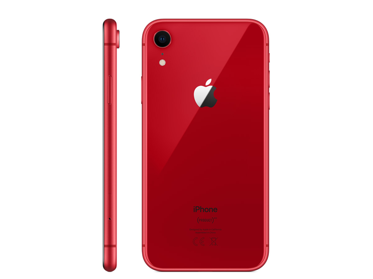 Comprar iPhone Xr Rojo 64Gb  Ktuin