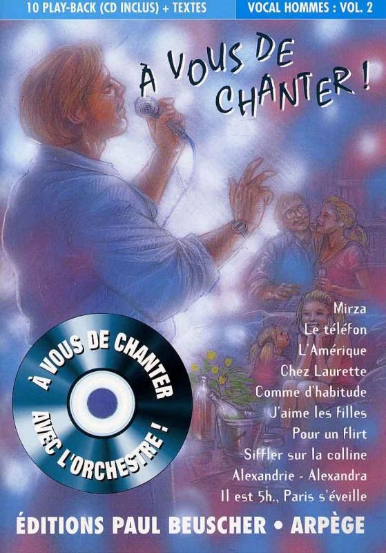 Parole Siffler Sur La Colline : parole, siffler, colline, KARAOKE, PARIS, MUSIQUE, KPM:CD, CHANTER, HOMMES, VOL.02, (livret, Paroles, Inclus)