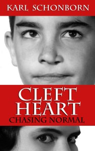 Heart to heart about memoir, Cleft Heart.