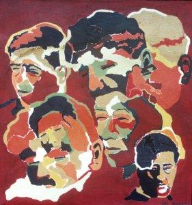7 portraits of Caesar Chavez