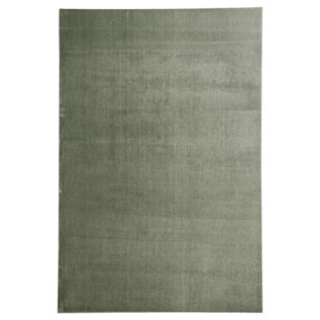 Vloerkleed Ravenna groen 160x230cm kopen laagpolige