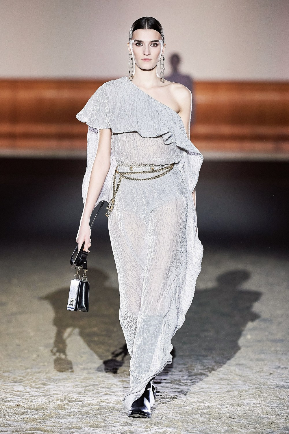 Elisabetta Franchi: Elisabetta Franchi Fall Winter 2021-22 Fashion Show Photo #26
