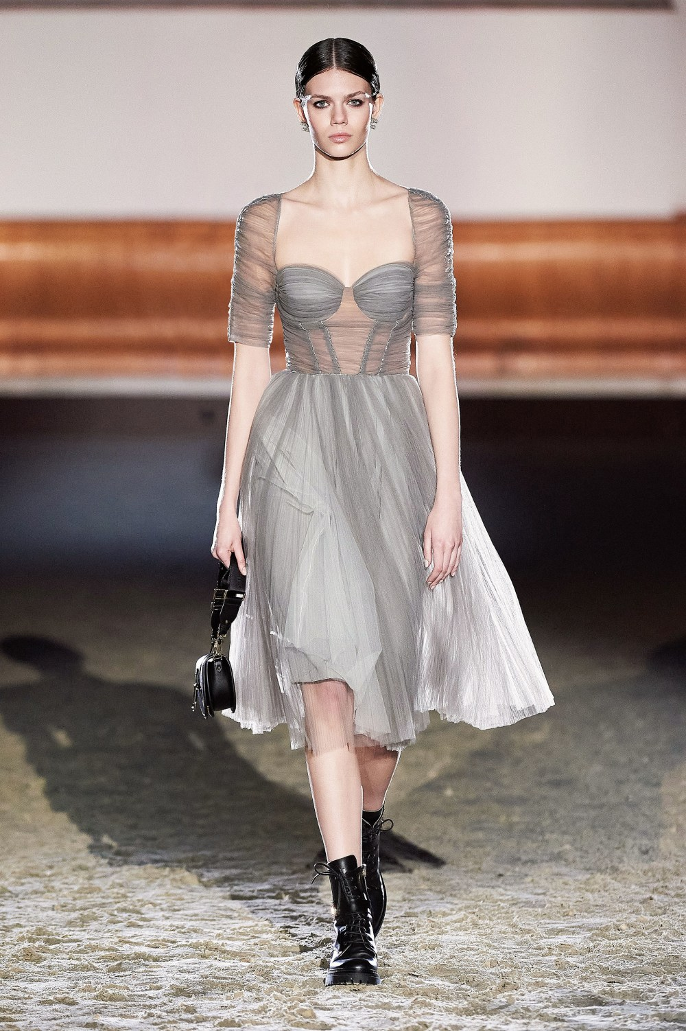 Elisabetta Franchi: Elisabetta Franchi Fall Winter 2021-22 Fashion Show Photo #23