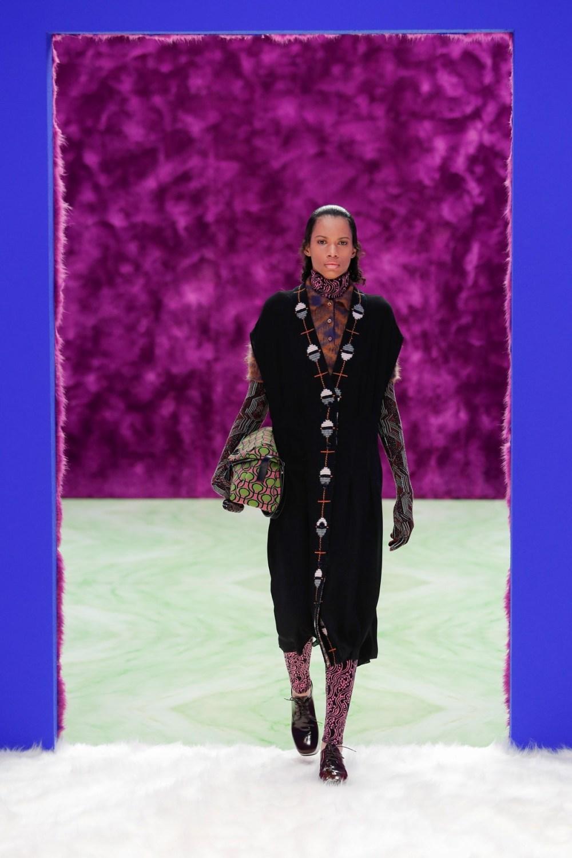 Prada: Prada Fall Winter 2021-22 Fashion Show Photo #13