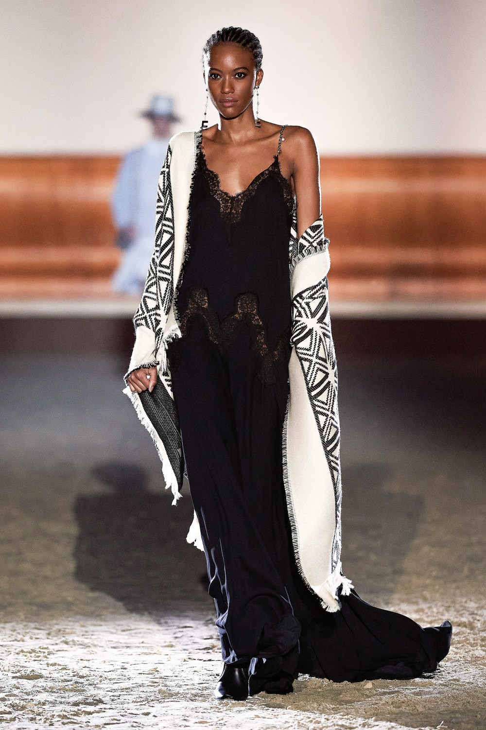 Elisabetta Franchi: Elisabetta Franchi Fall Winter 2021-22 Fashion Show Photo #52