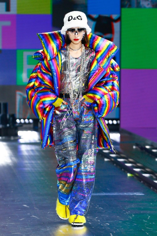Dolce & Gabbana: Dolce & Gabbana Fall Winter 2021-22 Fashion Show Photo #12