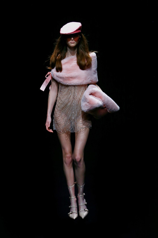 Blumarine: Blumarine Fall Winter 2021-22 Fashion Show Photo #29