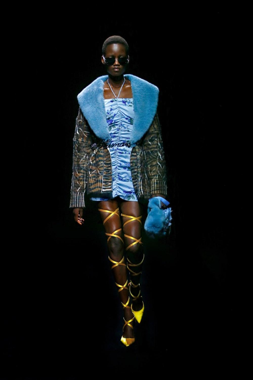 Blumarine: Blumarine Fall Winter 2021-22 Fashion Show Photo #4