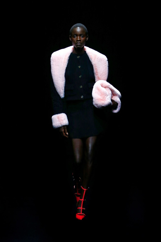 Blumarine: Blumarine Fall Winter 2021-22 Fashion Show Photo #30