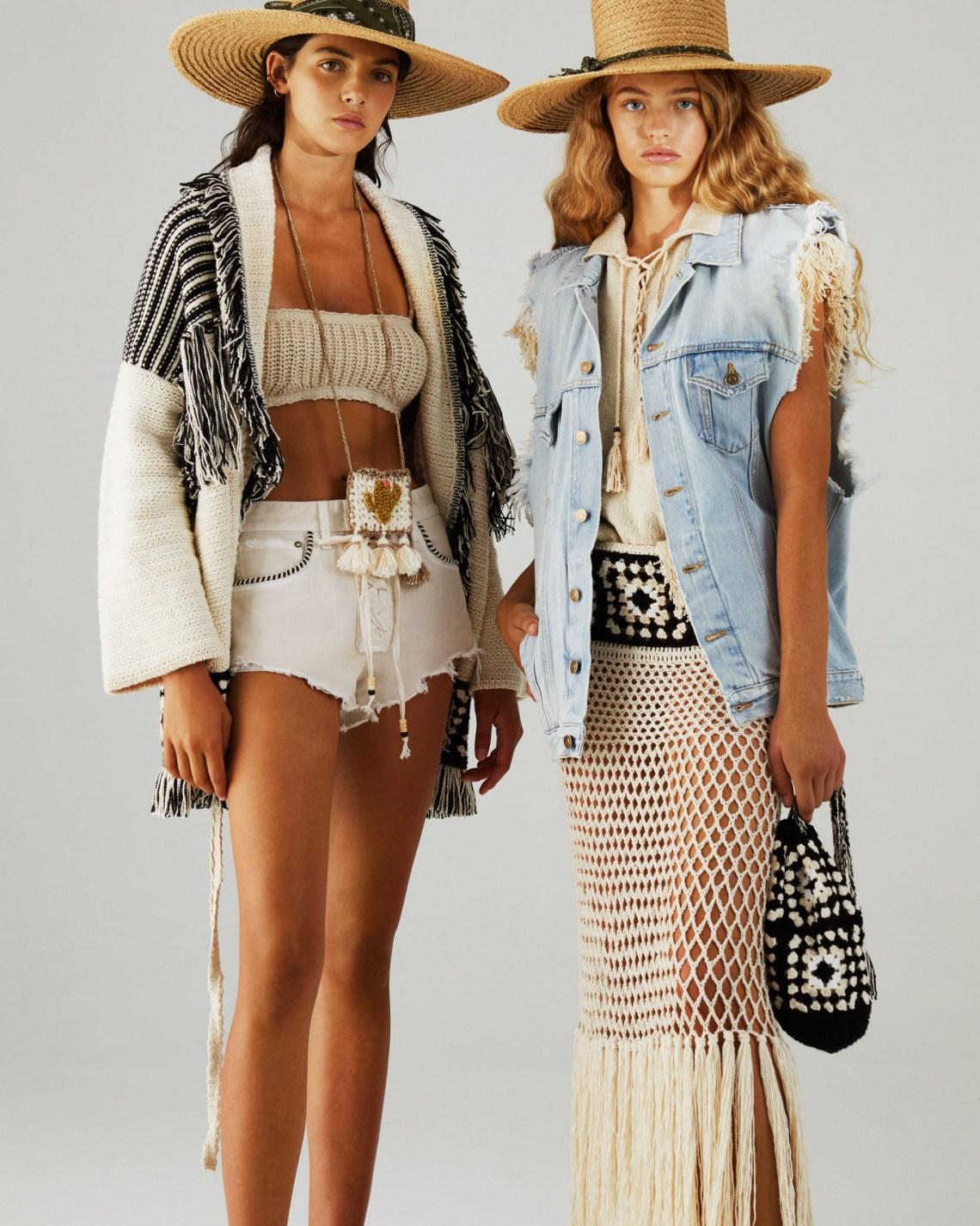 Alanui Spring Summer 2021 Lookbook   Fashion News   Kendam