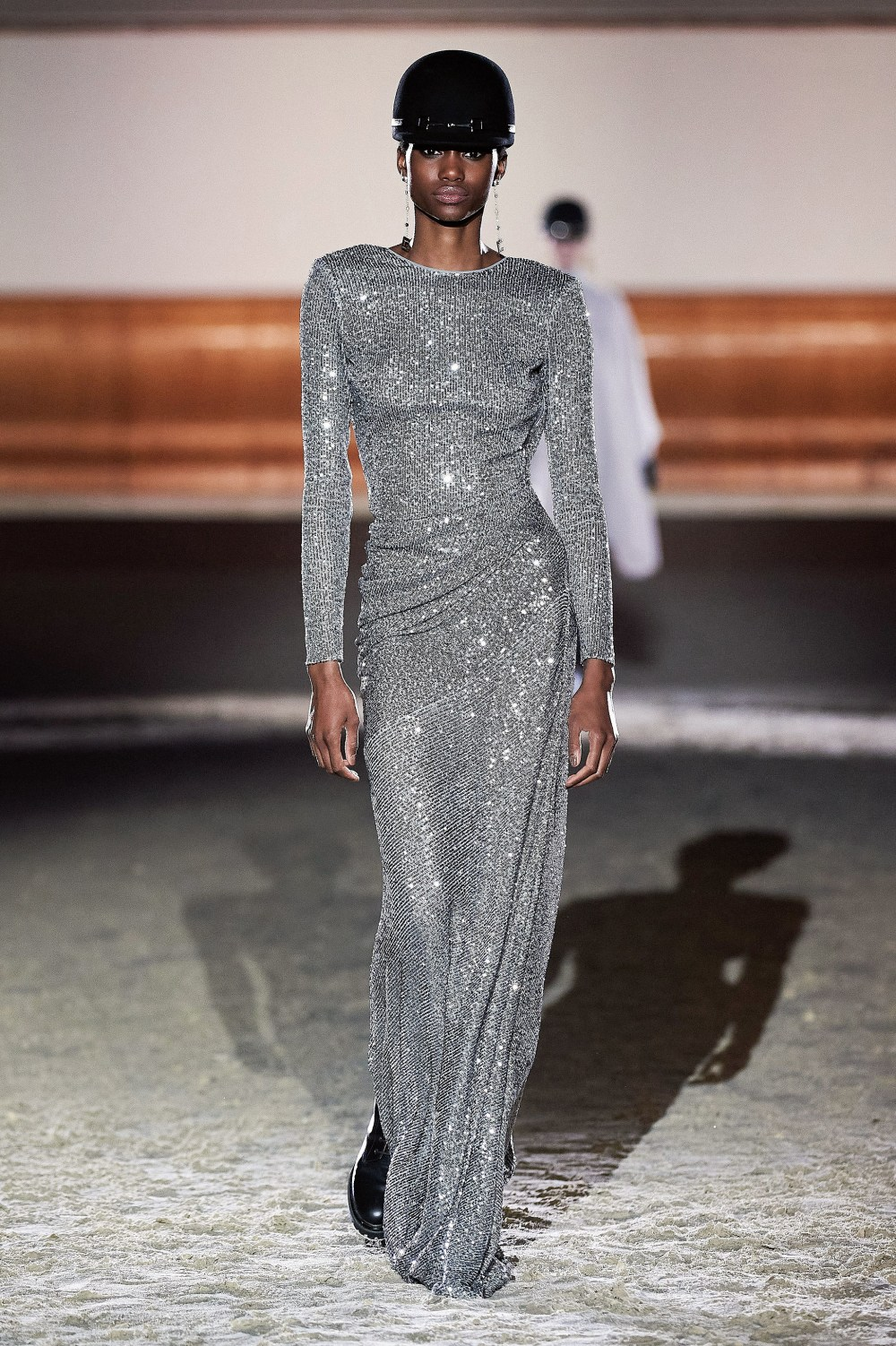 Elisabetta Franchi: Elisabetta Franchi Fall Winter 2021-22 Fashion Show Photo #27