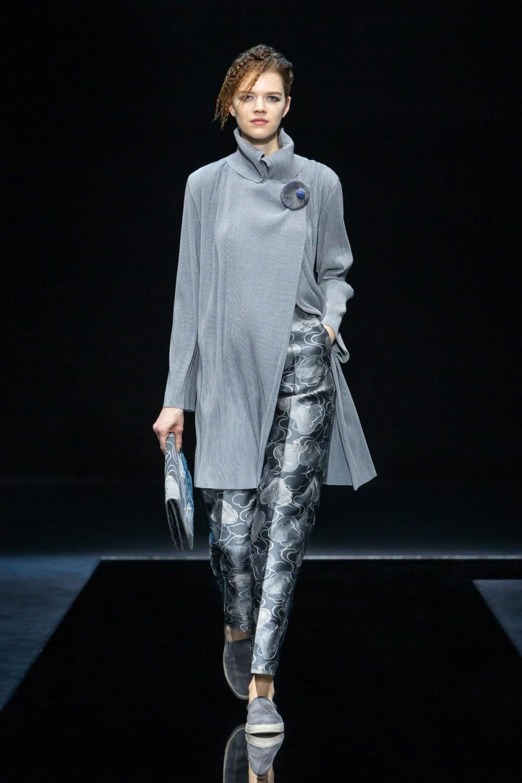 Armani: Giorgio Armani Fall Winter 2021-22 Fashion Show Photo #30