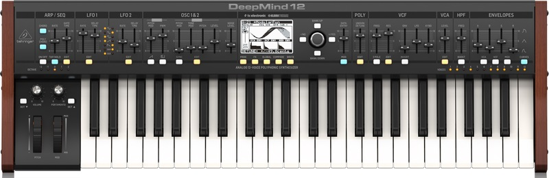 Behringer Deepmind 12-A Review For Those Who Have Played A LOT of