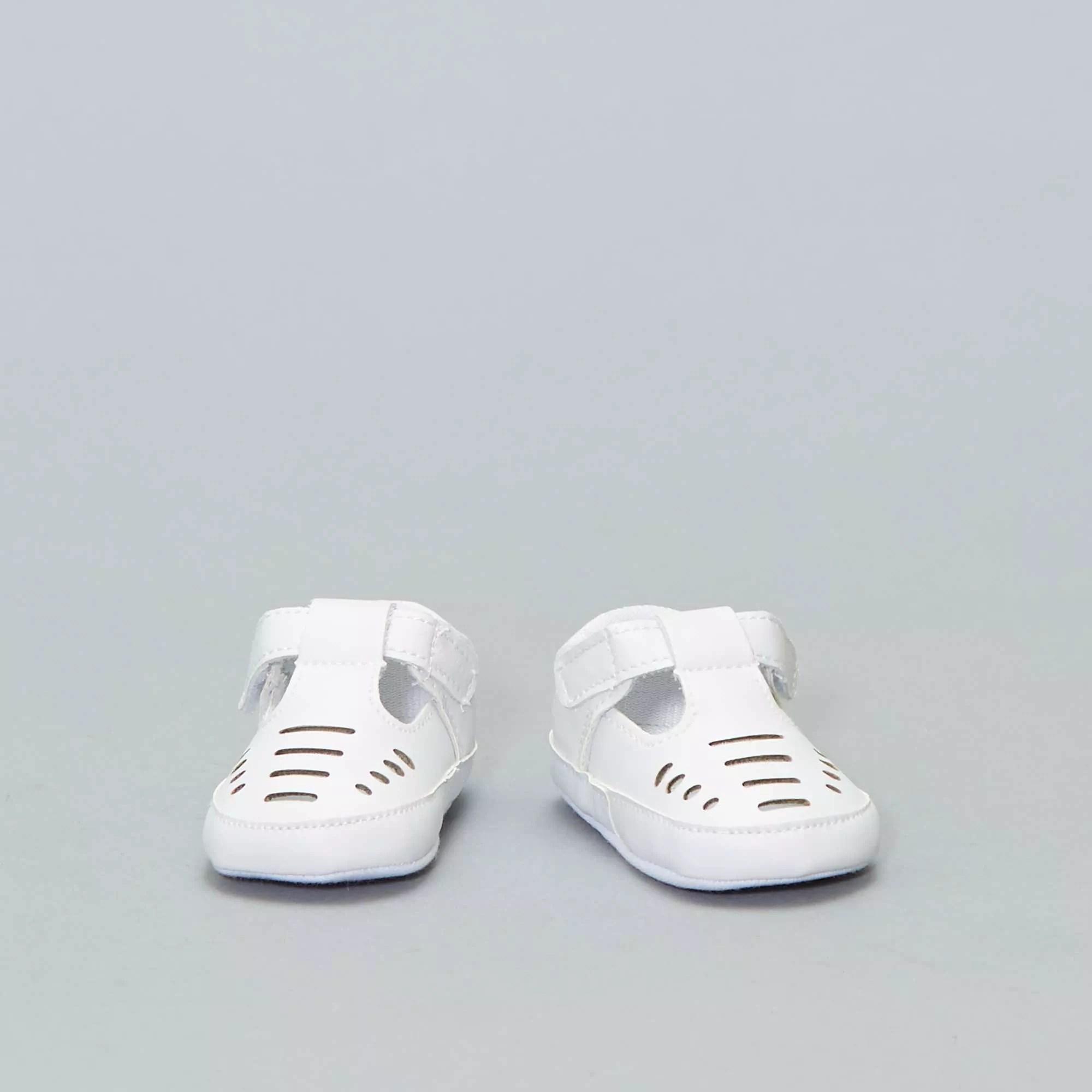 grand choix de 2019 nouveau style de vie limpide en vue Bébé Bébé Kiabi Fille Chaussures Chaussures Fille rxodBeC