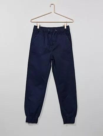 Pantaloni chino jogger - Kiabi