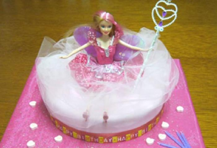 Fairy Birthday Cake Kidspot