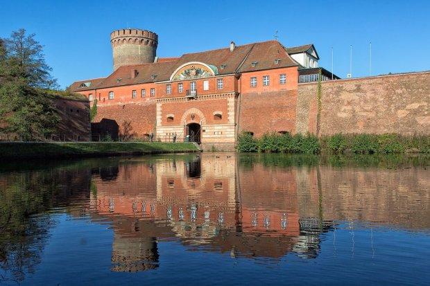 Die Zitadelle Spandau in Berlin © Avda