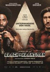 Bildergebnis für BlackKklansman Poster