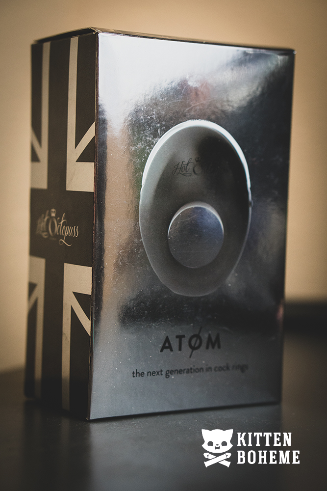 Hot Octopuss Atom Packaging