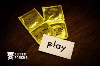 Playbox BDSM Theme Box Condoms