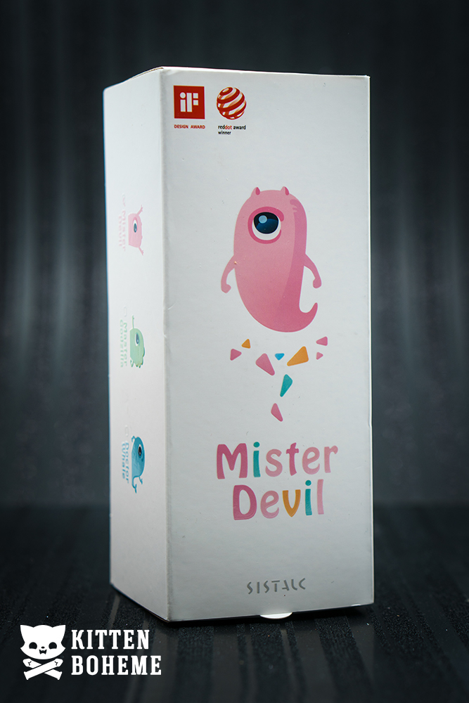 Sistalk Monster Pub Mister Devil Packaging