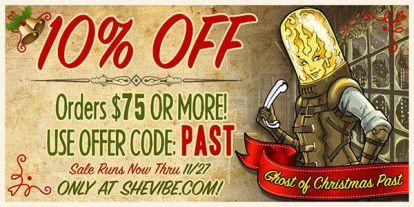 SheVibe Black Friday Sale Banner 10% off