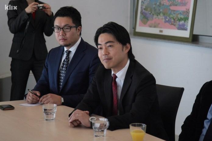 Kensuke Tsuchiya, predsjednik uprave Toyota Adria Group (Foto: Feđa Krvavac/Klix.ba)