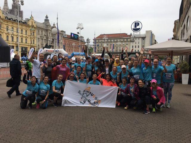 Članovi Škole trčanja Klix u Zagrebu