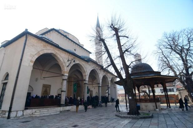 Begova džamija u Sarajevu