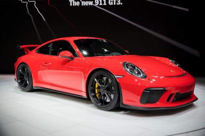 Porsche 911 GT3 (Foto: Shutterstock)