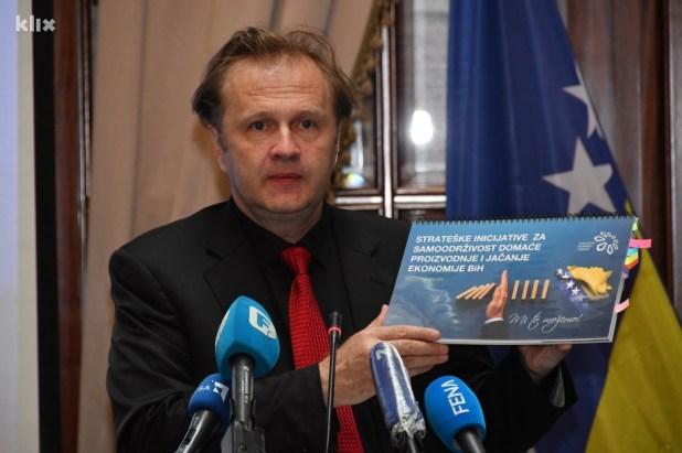 Amer Bukvić (Foto: D. S./Klix.ba)