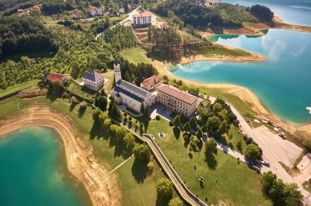 Franjevački samostan Rama-Šćit (Foto: Shutterstock)
