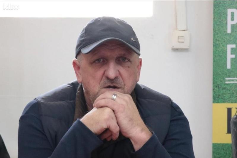 Nedžad Bićo, predsjednik Udruženja poljoprivrednika FBiH (Foto: Arhiv/Klix.ba)