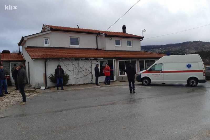 Tijela su pronašli mladi iz susjedne vikendice (Foto: G. Š./Klix.ba)