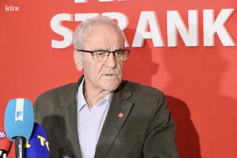 Selim Bešlagić (Foto: A. K./Klix.ba)