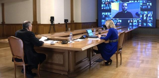 Konferenciju pratilo više od 200 novinara