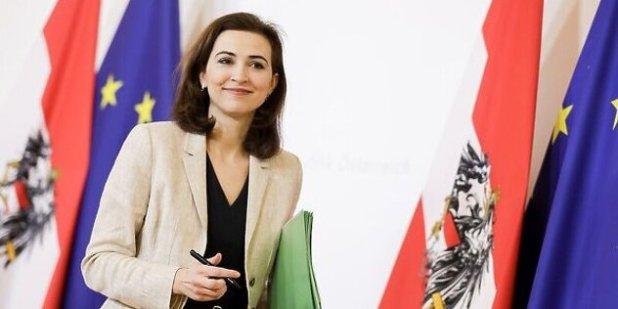 Alma Zadić je ministrica pravde u novoj vladi Austrije