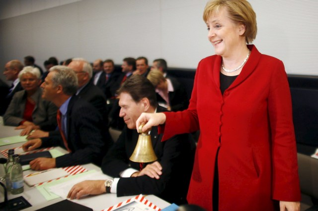 Za kancelarku prvi put izabrana 2005. (Foto: EPA-EFE)