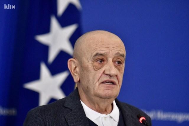 Vjekoslav Bevanda (Foto: T. S./Klix.ba)