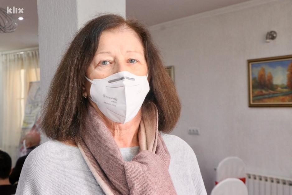 Varcilija Jukić (Foto: A. K./Klix.ba)