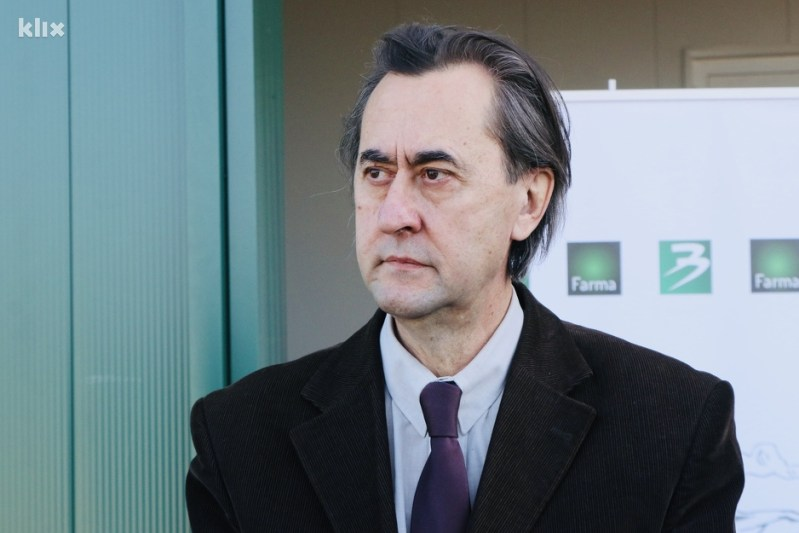 Premijer TK Kadrija Hodžić (Foto: A. K./Klix.ba)