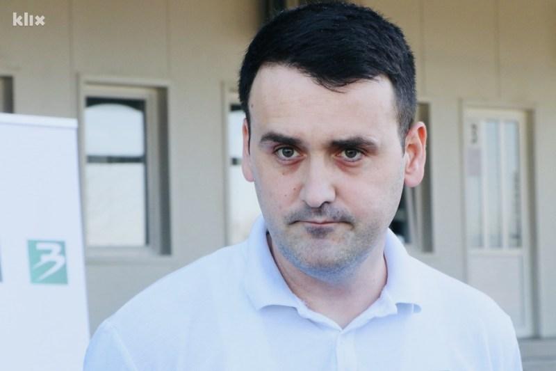 Irfan Hasanović, rukovodilac inkubatorske stanice Bingo (Foto: A. K./Klix.ba)