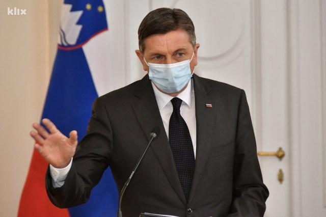 Borut Pahor: BiH važna za Evropu (Foto: I. Š./Klix.ba)