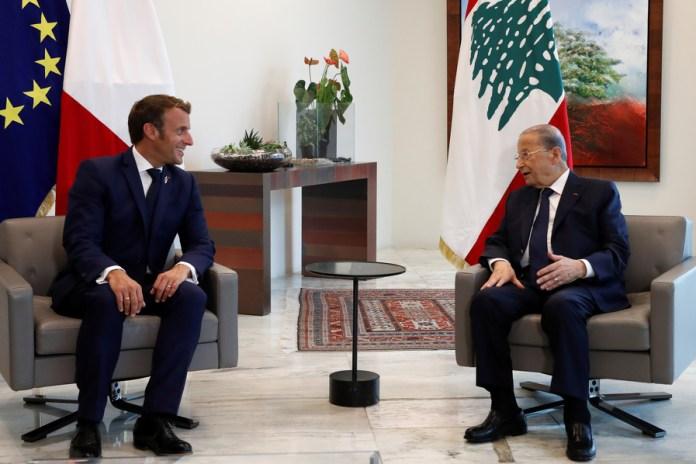 Macron nekoliko puta pokušavao riješiti krizu (Foto: EPA-EFE)