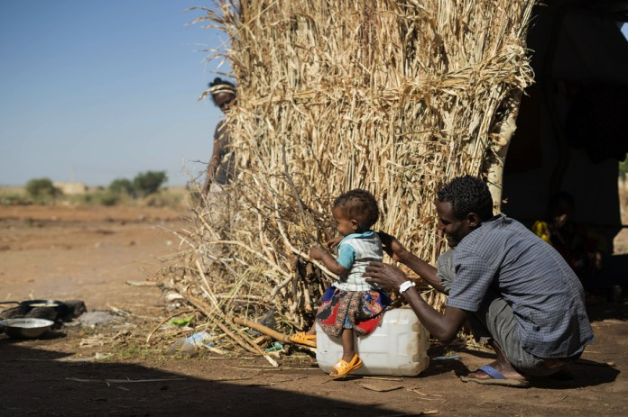 U sukobima najviše ispaštaju djeca i siromašni (Foto: EPA-EFE)