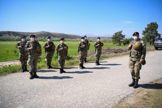 Američke snage u Makedoniji (Foto: Pentagon)