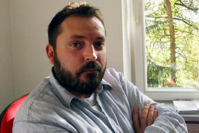 Dragan Bursać: Danas su mitingovali četnici koji bi željeli da su lopovi i lopovi koji bi željeli da su veći četnici
