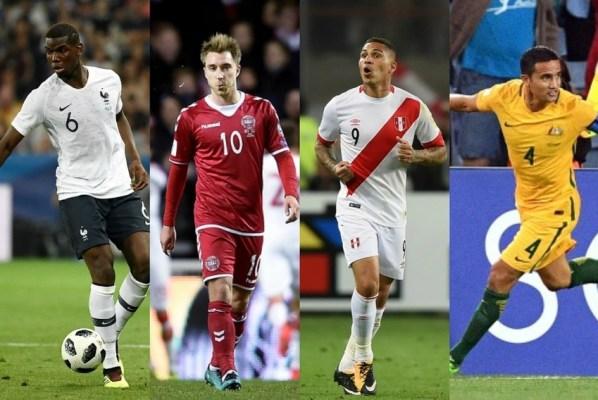 Francuska prepuna talenta kao ogroman favorit grupe, neugodna Danska s liderom Eriksenom