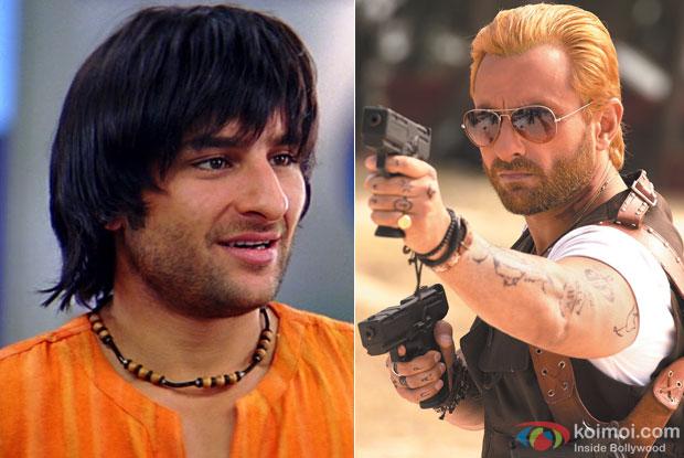 Saif Ali Khan In Hum Tum & Go Goa Gone The Russian Tom Cruise